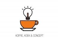 Koffie, koek & concept